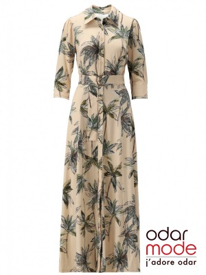 Dames Maxi Kleed - S130 - K-design