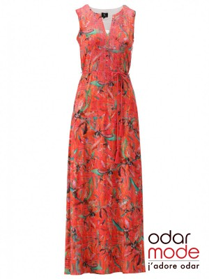 Dames Maxi Kleed - S848 - K-design