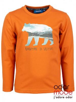f2fee05cd001db Jongens t-shirt FlintSomeone - Ref: Sb03.192.18489 - Oranje€ 17.95