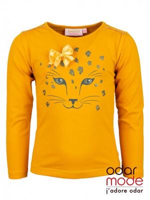 7bff69b4ac240d Meisjes t-shirt AnimalSomeone - Ref: Sg03.192.18052 - Oker€ 19.95